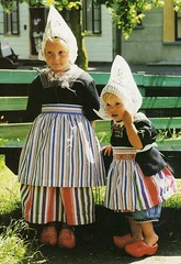 Traditional Dutch Costume