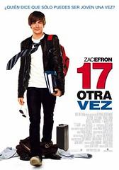 17 otra vez- cartel