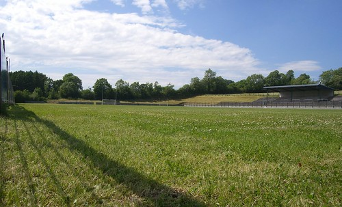 Rockcorry GAA grass level