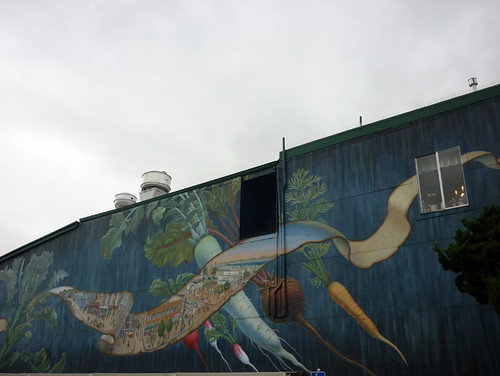Mission Mural Art