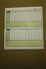 DataWise logbook