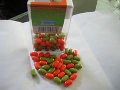 Confetti LIme & Orange