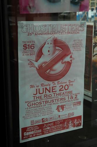Poster design by Stewie!