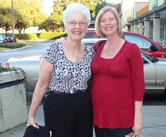 Mom & Sis-Flickr