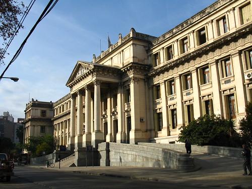 Tribunales. Sede de uno de los partidos más importantes de la vida de Talleres.