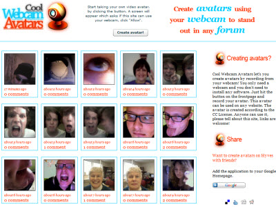 coolwebcamavatars