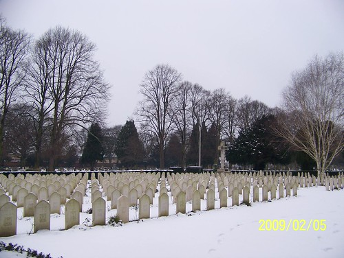 Polish and Commonwealth  graves from the 2nd World War RIP by friendsofnewarkcemetery.