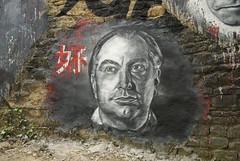 Lafayette Ronald Hubbard, painted portrait _DD...