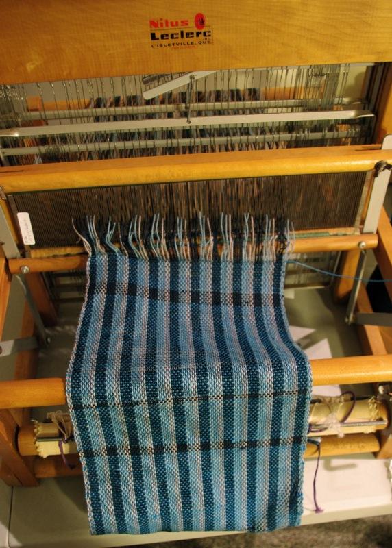Weaving Progress: Week Three