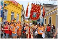 Carnaval em Olinda é só alegria. Foto: Passarinho/Pref.Olinda