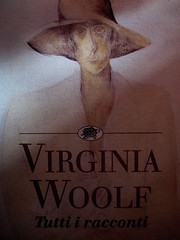 Virginia Woolf, Tutti i racconti, La Tartaruga 1988. Wyndban Lewis: cop. (part.) 1