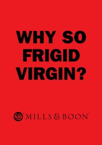 Mills and Boon respond to Virgin