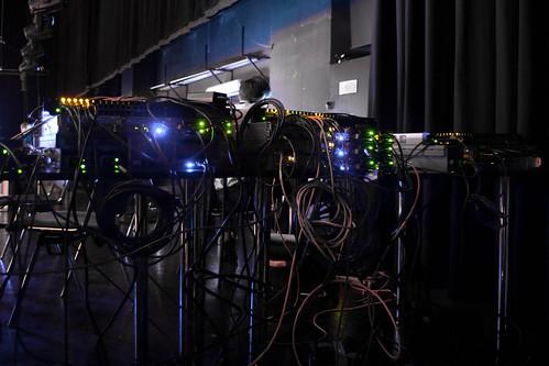 The Demo Servers at VMworld