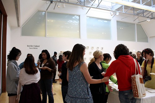 Senior Thesis Exhibition: Opening reception
