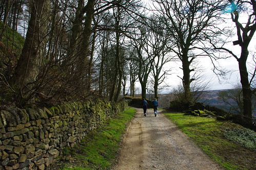 20110320-10_Bridleway Track at Ashopton nr Ladybower Reservoir by gary.hadden