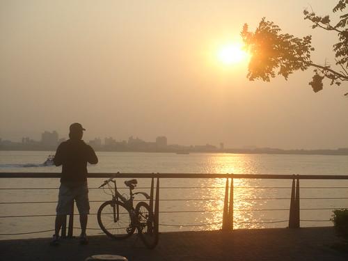 淡水夕陽27
