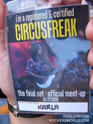 CircusFreak ID