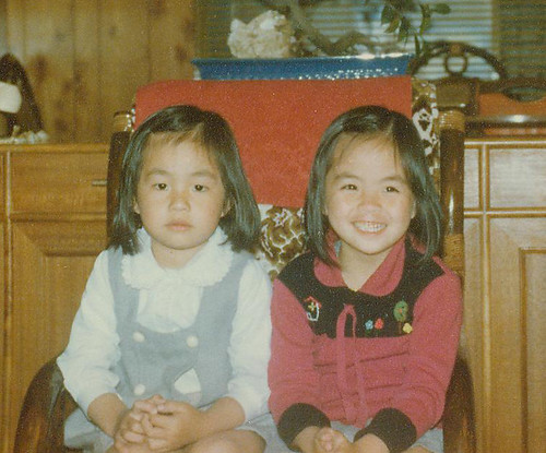 People often mistook us for twins, though I didnt think we looked that alike.