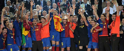 Campions d'Europa 2009