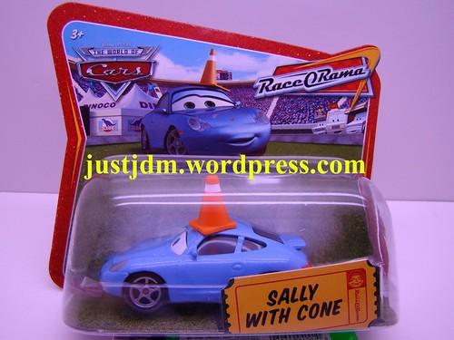CARS short card cone sally
