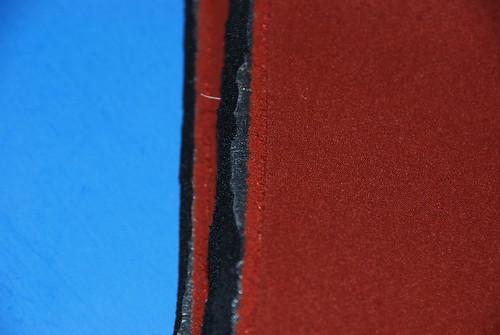 Polartec Windbloc Laminate - Graphite/Brick