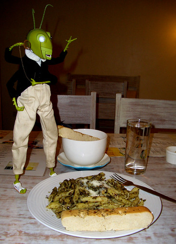 Mr G & Happy Hemp Pesto