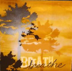 Breathe II (12x12) $55