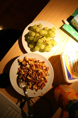 Eggs and Grapes