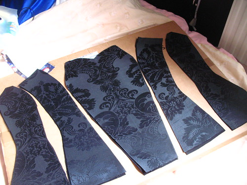 making a corset 6