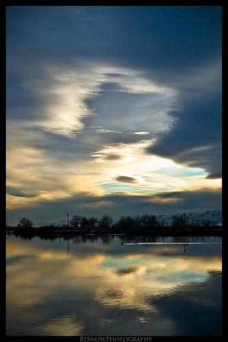 Sky in Lake