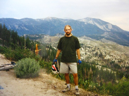 Jeff - Above Washoe Valley