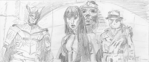 The Watchmen 3rd attempt, part 5