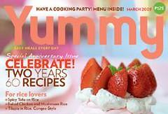 Yummy Magazine 2nd Anniversary