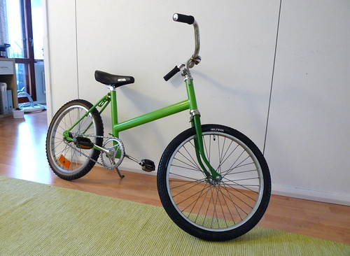 bicycle scout used jupiter recycling