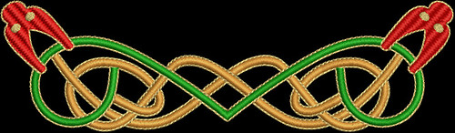 serpent braid by you.