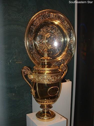 Wimbledon Championship Trophies