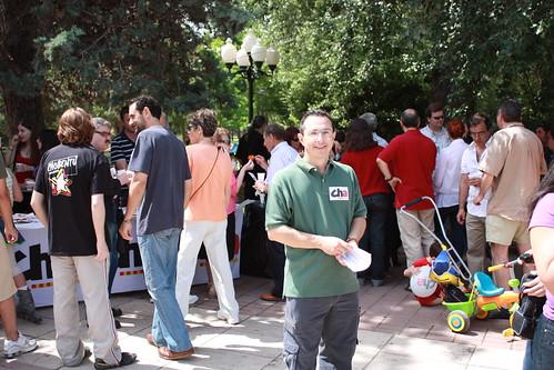 Vermú popular de CHA en el Parque