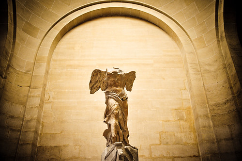 Winged Victory of Samothrace by alex4981, on Flickr