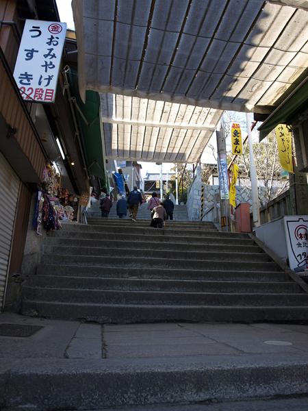 金比羅宮参道 7