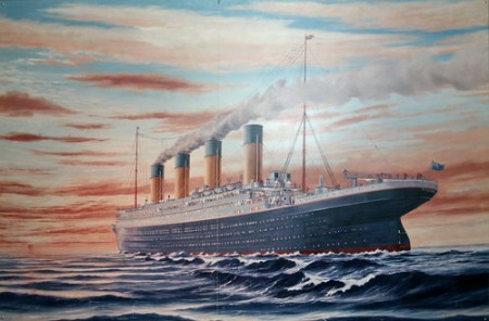 RMS Titanic - Photo : cliff1066