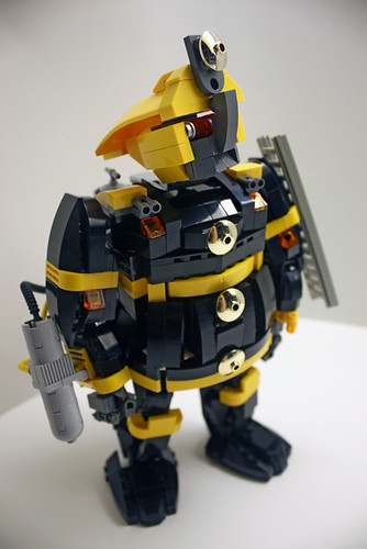 Frank the LEGO firebot
