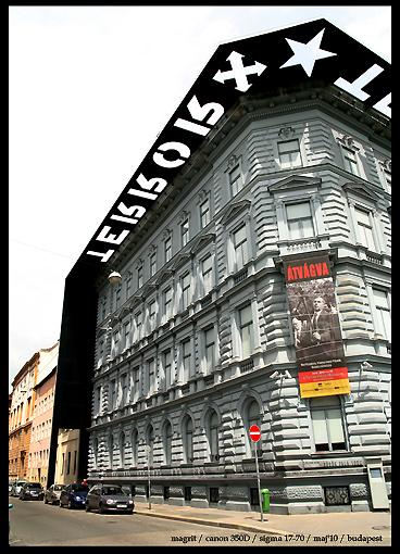 Budapest -  Terror museum