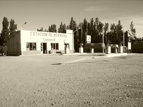 Gas station Alto Rio Senguer