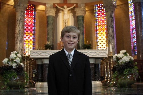 Sebastian All Dressed Up
