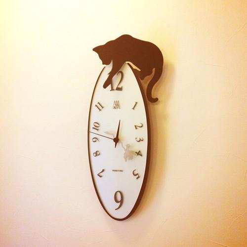 猫…。 #tokei