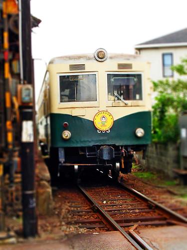 紀州鉄道_tiltshift