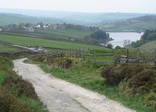 Stanbury and the reservoir