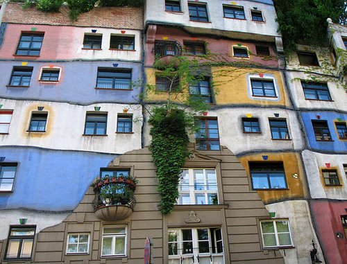Hundertwasserhaus by you.