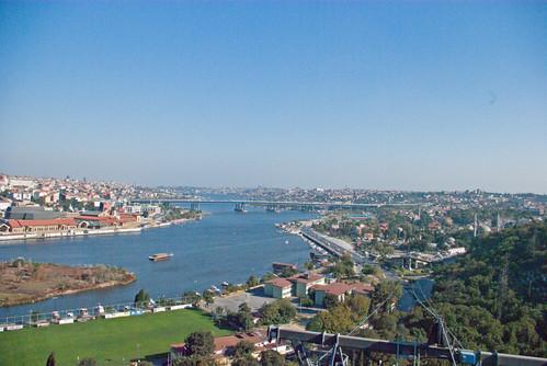 Golden Horn, istanbul, pentax k10d