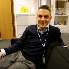 Tim Davie, Director of Audio & Music, BBC
